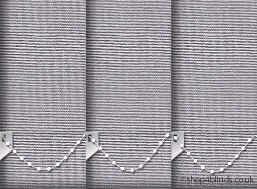 Buy Topaz Silver Vertical Blinds At Value For Money Prices