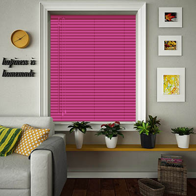 Buy Cerise Venetian Blinds at Value For Money Prices