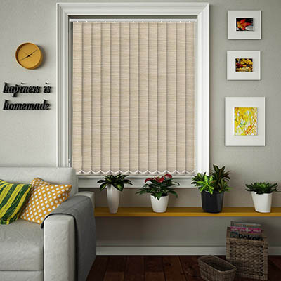 Buy Chenille Angora Vertical Blinds At Value For Money Prices