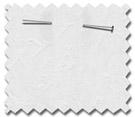 Alaska White Replacement Vertical Blind Slat